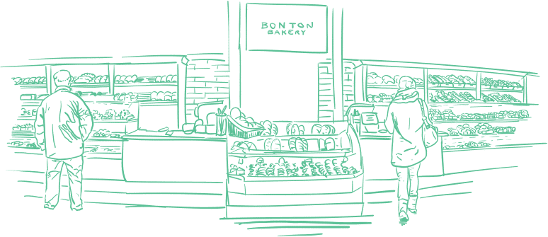 Welcome to Bon Ton Bakery!